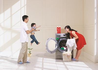 Sửa máy giặt Sanyo không xả được nước Quận 6
